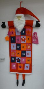 Nikolaus-Adventskalender